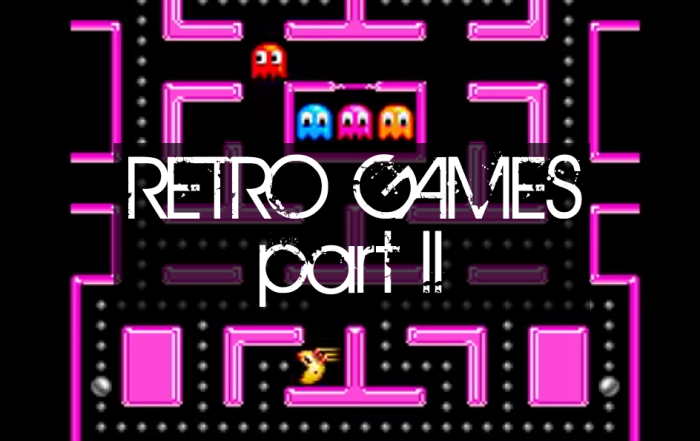 Retro Games Part II